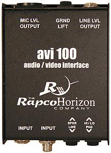 Rapco AVI-100 [AVI-100]
