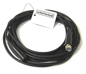 Whirlwind EMC20 - 20ft XLR Cable