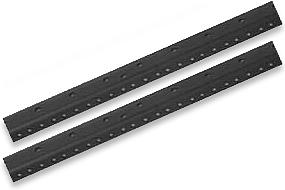 Raxxess Rack Rails 12 Space Pair