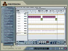 Propellerhead Producing Music with Reason  CD ROM