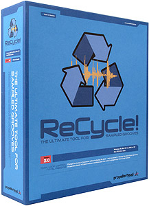 Propellerhead Recycle MAC or PC 2.1 [REC21]