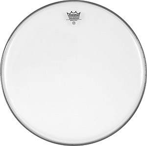 Remo Clear Ambassador Drumhead - 18 Inch
