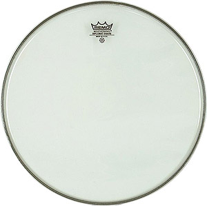 Snare Bottom Diplomat Head - 15 Inch