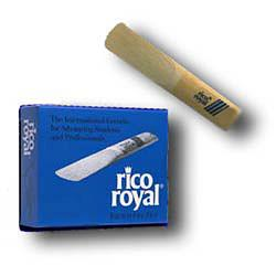Rico Royal Tenor Sax Reed 2 1/2 - Box of 10