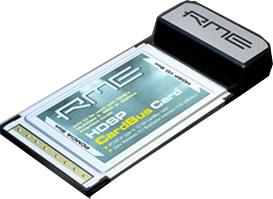 RME Audio HDSP Hammerfall Cardbus