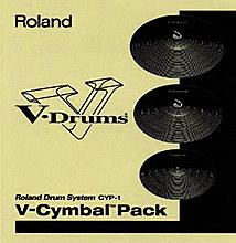 CYP1 V Cymbal 3 Pack