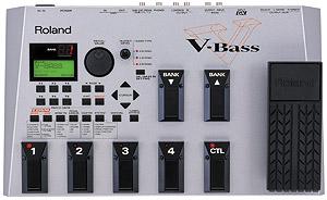 V-Bass w/GK3B Pickup