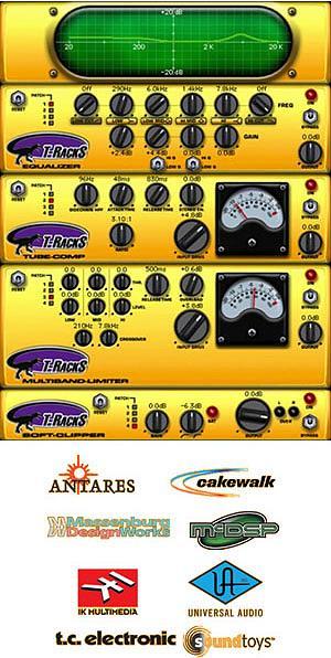 T-RackS VS