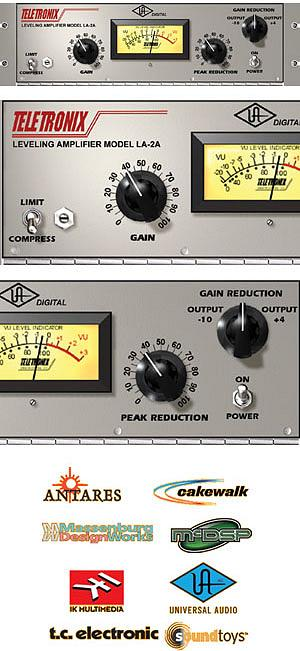 Roland Universal Audio VS-LA2A [VSLA2A]