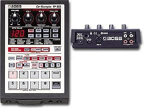 Roland SP303  Dr. Sample