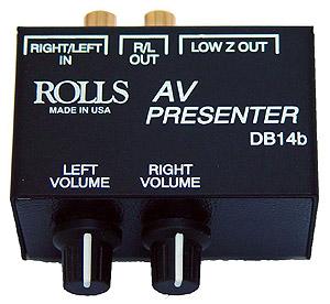 Rolls DB14