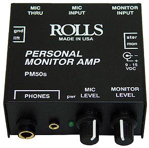 Rolls PM50s