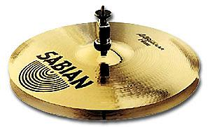 Sabian AA Medium Hi-Hats 14 inch