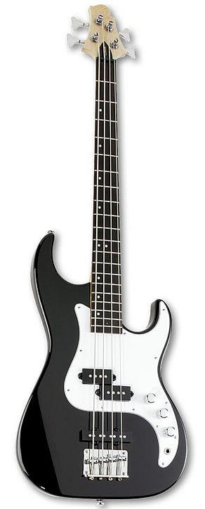 Samick CR13 Corsair Bass Black