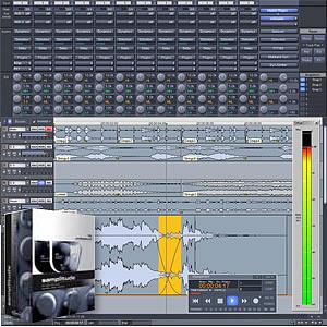 Magix Samplitude 7 Professional
