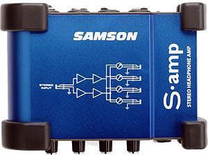 S amp