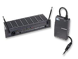 Samson VHFTD  Guitar/Bass & 10 ft Rapco cable Free