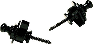 Schaller Straplocks - Black