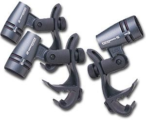 Sennheiser e604 Drum - 3 Pack