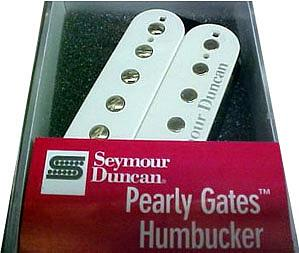Seymour Duncan SHPG1B  Pearly Gates Bridge White [11102-49-W]