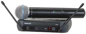 Shure PGX24/BETA58 Open Box [PGX24BETA58]