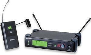Shure SLX Lavalier WL185 System
