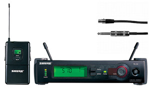 Shure SLX14 Instrument Wireless System [SLX14- WA302]