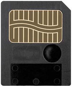 64 meg Smart Media Card