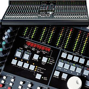 Soundcraft Ghost 24 Channel Meter Bridge