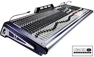 Soundcraft GB8-40 [RW5697SM]