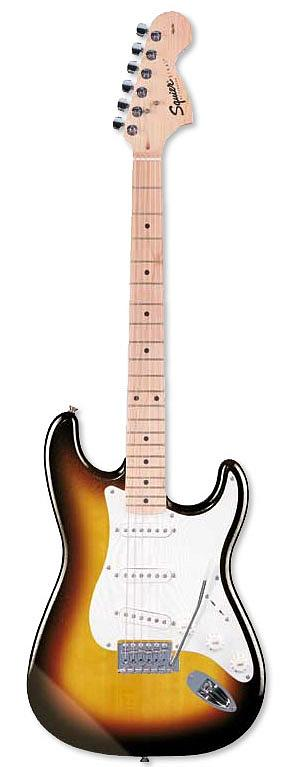 Affinity Stratocaster® - 2-Color Sunburst - Maple