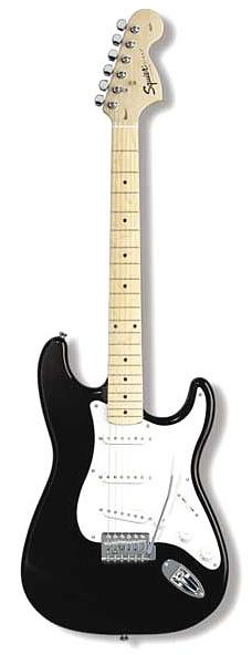 Squier Affinity Stratocaster - Black - Maple [0310602506]