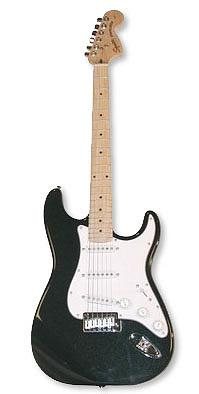 Standard Stratocaster® - Black Metallic - Maple