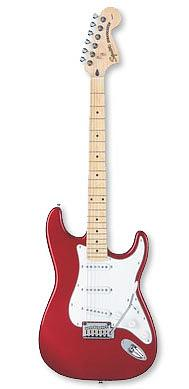 Squier Standard Stratocaster® - Candy Apple Red - Maple [0321602509]