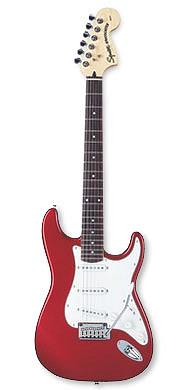 Squier Standard Stratocaster® - Candy Apple Red - Rosewood [0321600509]