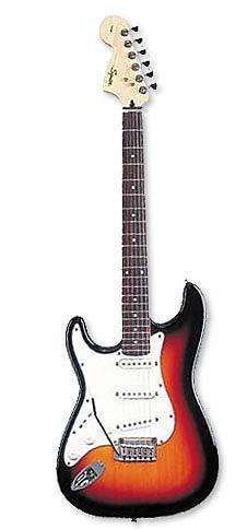 Standard Stratocaster® Left-Handed - Antique Burst - Rosewood