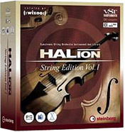 Steinberg HALion String Edition Vol 1