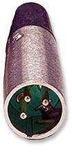 A3M XLR Male Cord Plug
