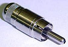 Switchcraft 3502 RCA Male Jack